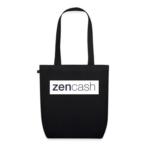 ZenCash CMYK_Horiz - Full - EarthPositive Tote Bag