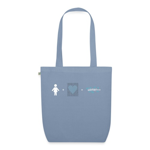 Women++ are made of <3 - Sac en tissu biologique