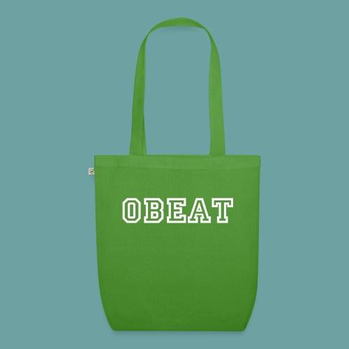 OBeat woord - Bio stoffen tas