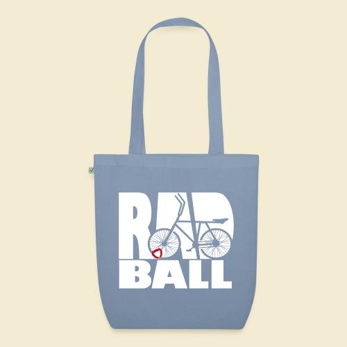 Radball | Typo - Bio-Stoffbeutel