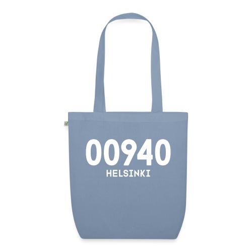 00940 HELSINKI - Luomu-kangaskassi