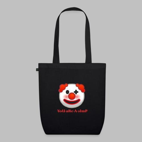 Clown Emoji - Bio stoffen tas