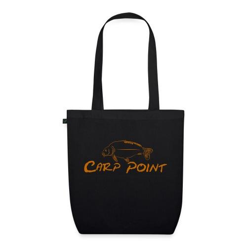Carp-Point-orange-big - Bio-Stoffbeutel