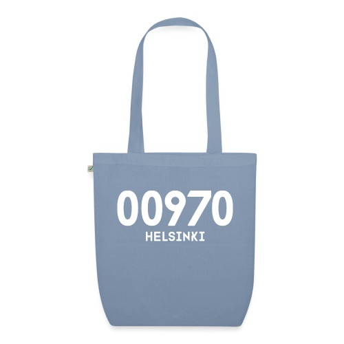 00970 HELSINKI - Luomu-kangaskassi