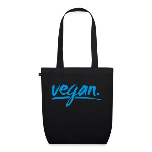 vegan - simply vegan ! - Bio-Stoffbeutel