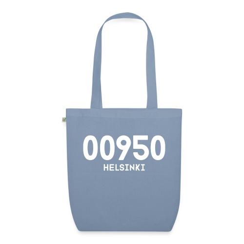 00950 HELSINKI - Luomu-kangaskassi