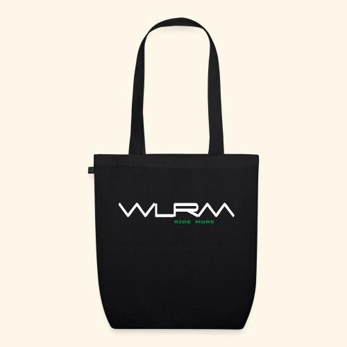 WLRM Schriftzug white png - Bio-Stoffbeutel
