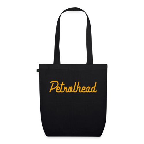 Petrolhead is the new color - Borsa ecologica in tessuto