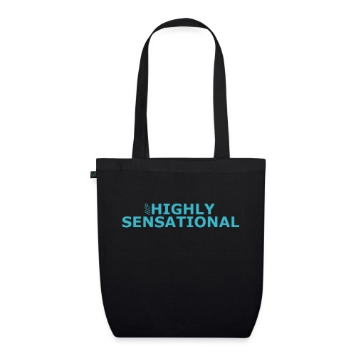 Highly sensational women's t-shirt - EarthPositive Tote Bag