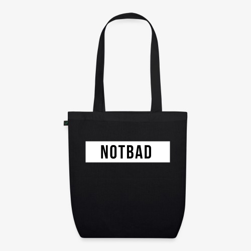 Not Bad Outfit - Borsa ecologica in tessuto