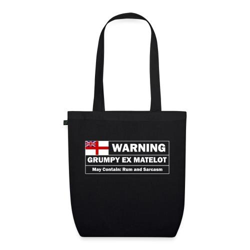 Grumpy Ex-matelot - EarthPositive Tote Bag