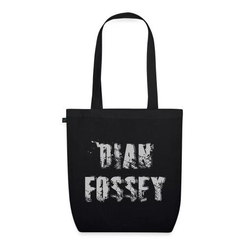 Dian Fossey design - Bio stoffen tas