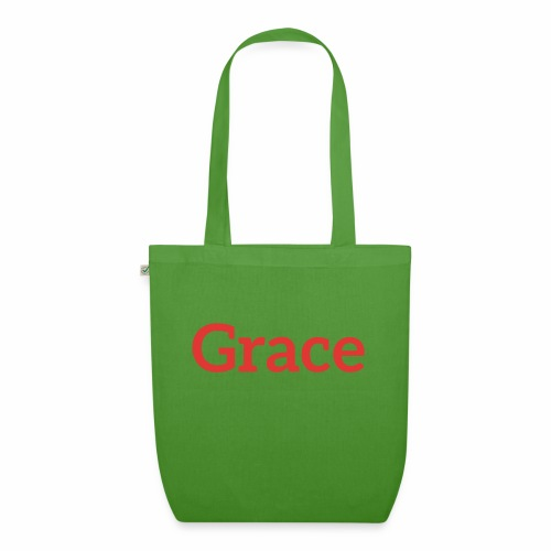 grace - EarthPositive Tote Bag
