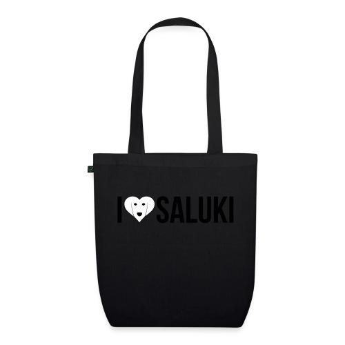 I Love Saluki - Borsa ecologica in tessuto