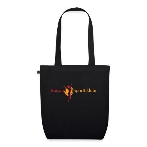 Kaisan Sporttiklubi logo - Luomu-kangaskassi
