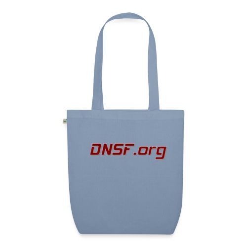 DNSF t-paita - Luomu-kangaskassi