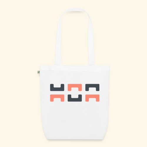 Bezier Elephant, by Hoa - EarthPositive Tote Bag