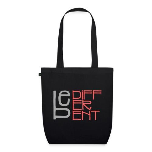 Be different - Fun Spruch Statement Sprüche Design - Bio-Stoffbeutel