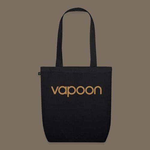 Vapoon Logo simpel 01 - Bio-Stoffbeutel