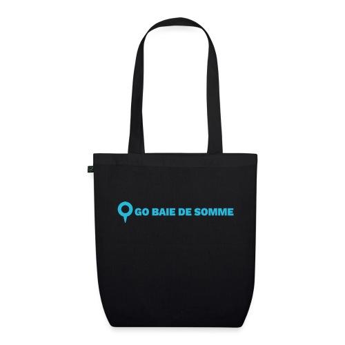 LOGO Go Baie de Somme - Sac en tissu biologique