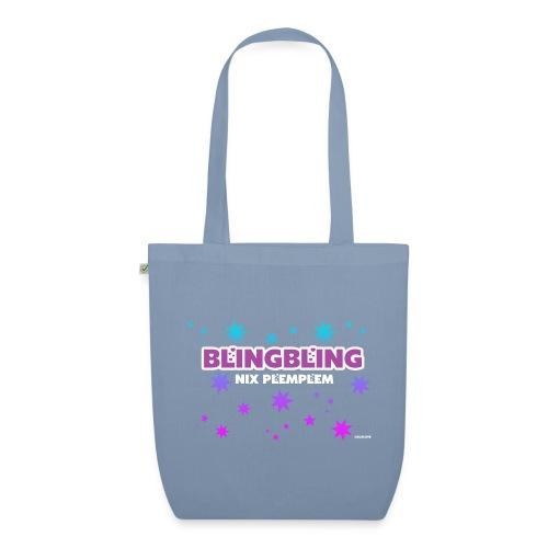 blingbling nixplemplem - Bio-Stoffbeutel