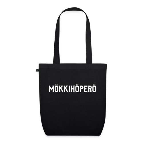 mokkihopero - Luomu-kangaskassi