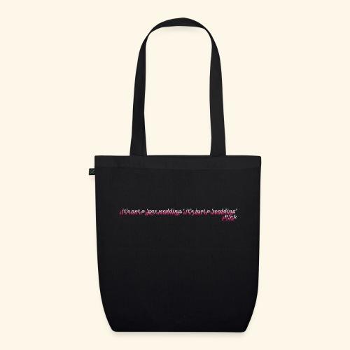 Gay wedding - Ekologiczna torba materiałowa
