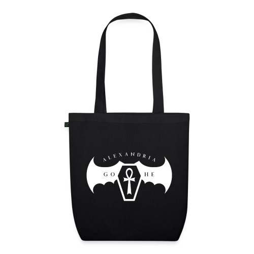 Alexandria Gothe | Goth Queen 2018 Logo - EarthPositive Tote Bag
