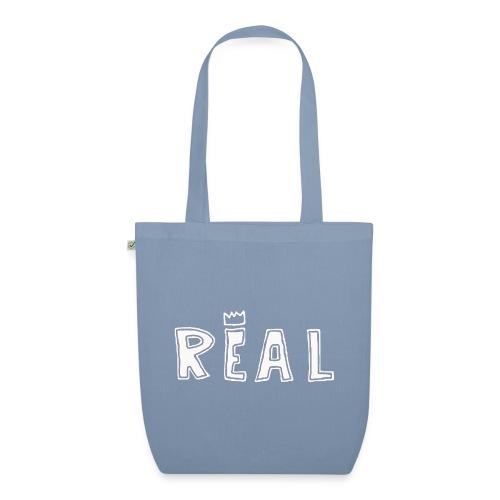 REAL (White) - Bio stoffen tas