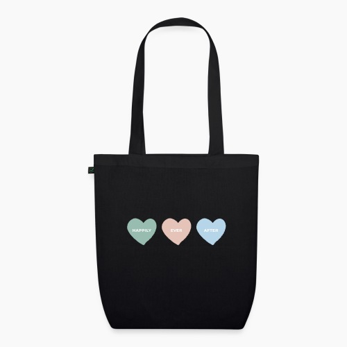 Happily ever after - EarthPositive Tote Bag