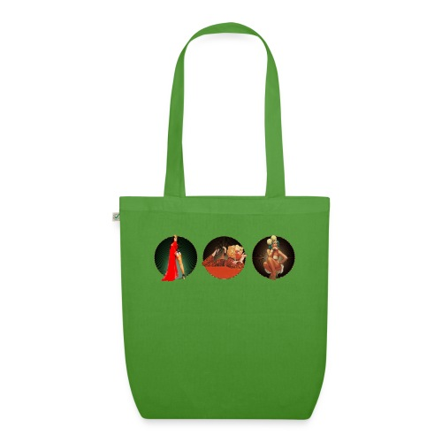 Pinup your Life - Xarah as Pinup 3 in 1 - EarthPositive Tote Bag