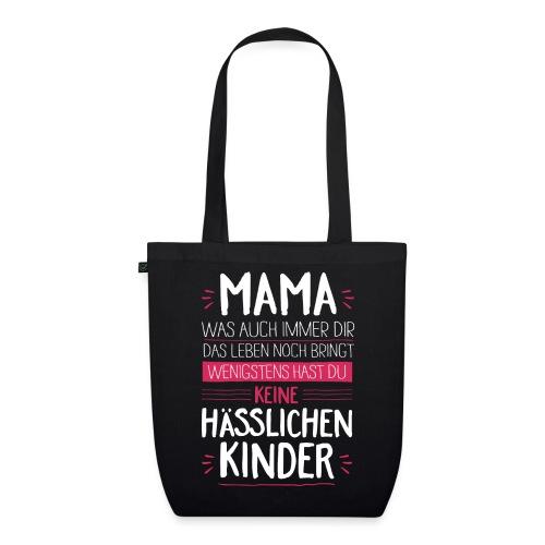 Mama - Kinder <3 - Bio-Stoffbeutel