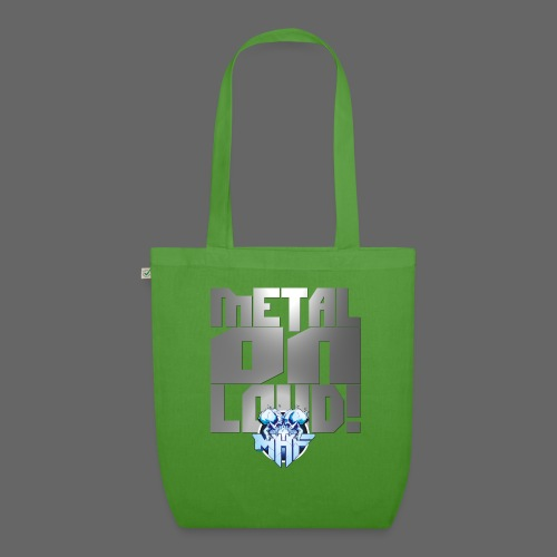 metalonloud large 4k png - EarthPositive Tote Bag