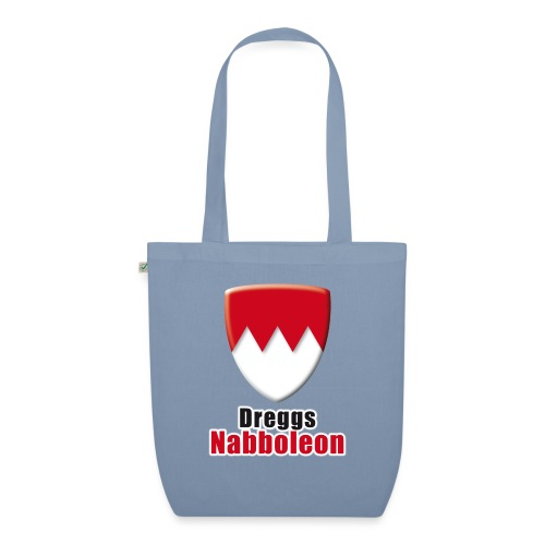 tshirt_franken_dreggsnaboleon_ohne_frank - Bio-Stoffbeutel