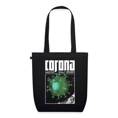 Corona World Tour 2020 | Coronavirus - EarthPositive Tote Bag