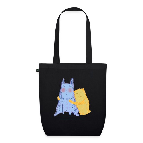 Admire each other - EarthPositive Tote Bag