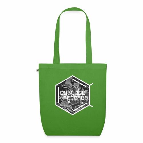 Outcode Records Art - Bolsa de tela ecológica