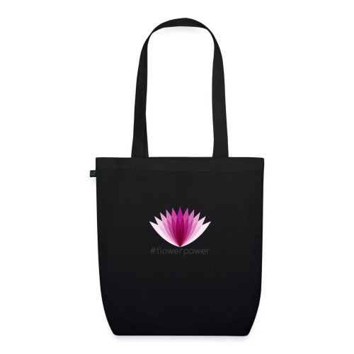 #flowerpower - EarthPositive Tote Bag