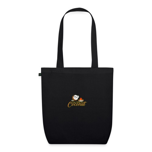 The warm coconut campfire - EarthPositive Tote Bag