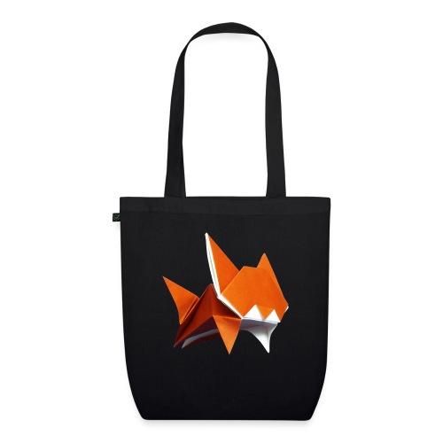 Jumping Cat Origami - Cat - Gato - Katze - Gatto - EarthPositive Tote Bag