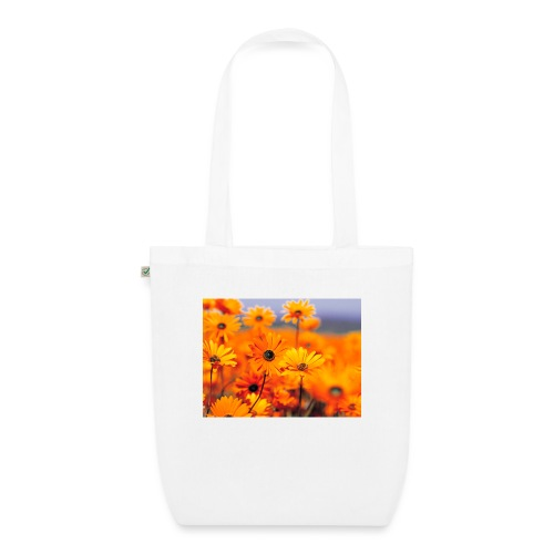 Flower Power - EarthPositive Tote Bag