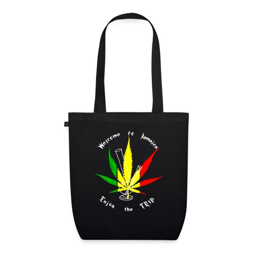 Welcome To Jamaica - Bio-Stoffbeutel
