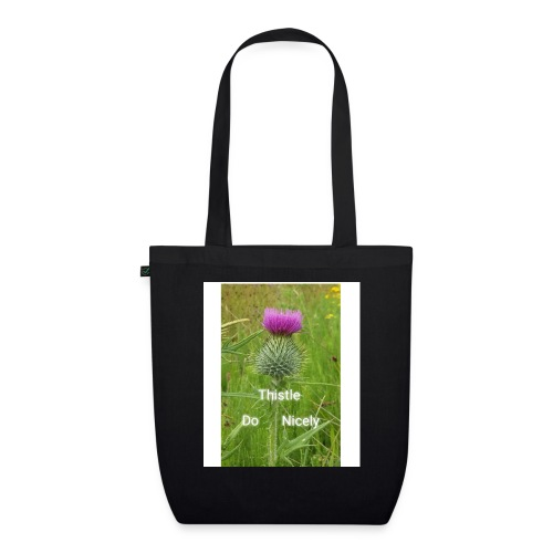 IMG 20180301 221949 Thistle Do Nicely - EarthPositive Tote Bag