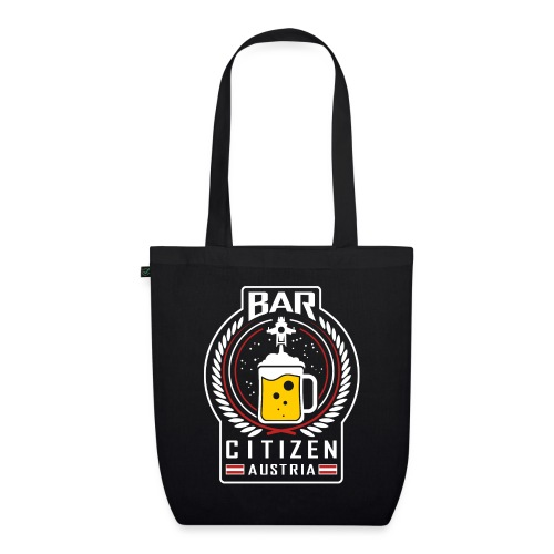 BarCitizenAustria Logo - Bio-Stoffbeutel