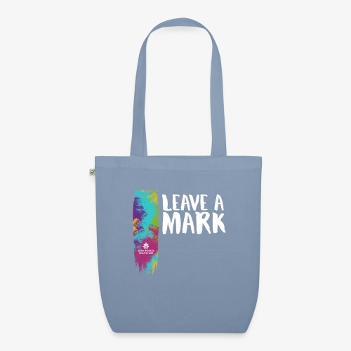 Leave a mark - EarthPositive Tote Bag