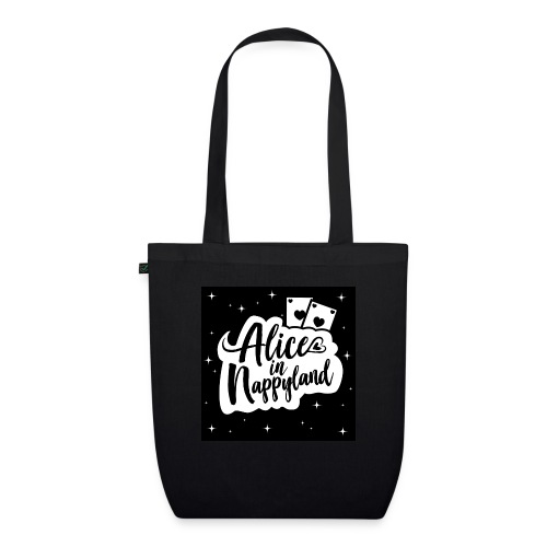 Alice in Nappyland 1 - EarthPositive Tote Bag