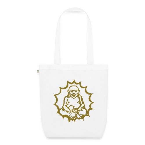 Happy Buddha - Bio-Stoffbeutel