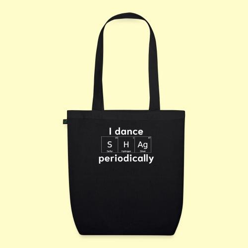 Shag Swing Tanz Geschenk T-Shirt I Tanzkleidung - Bio-Stoffbeutel