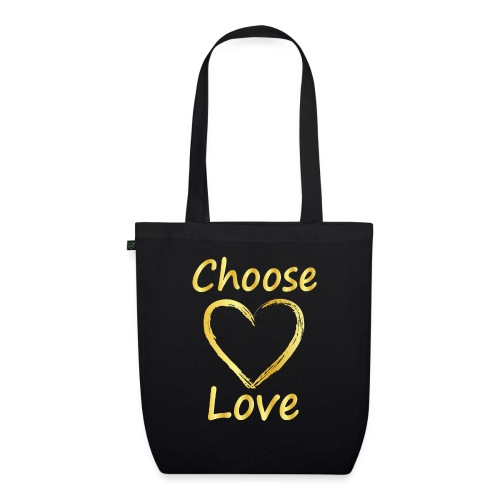 Love - EarthPositive Tote Bag
