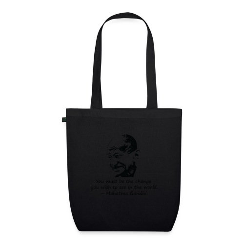 Be the Change - EarthPositive Tote Bag
